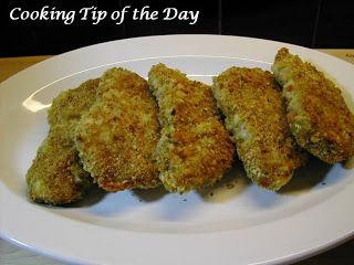 Cooking Tip of the Day: Recipe: Baked French Pork Chops   – Food & Recipes