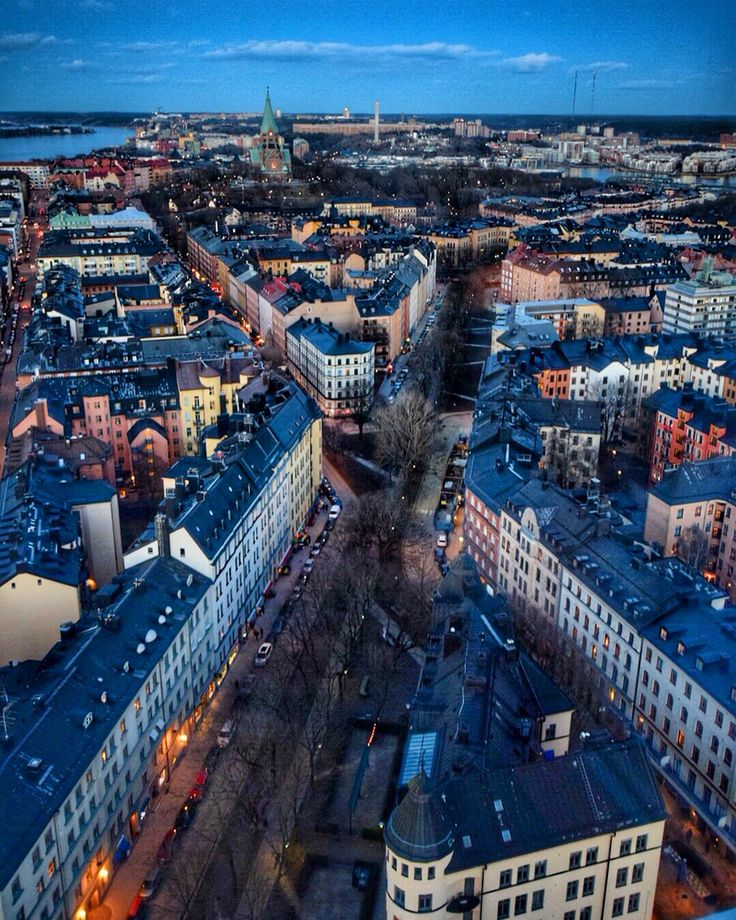 Stockholm - X street