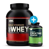 Optimum Nutrition Gold Standard Whey Proteine bevat Optimum Nutrition\'s exclusieve whey blend. Zeer voordelig en direct leverbaar +gratis shakebeker!