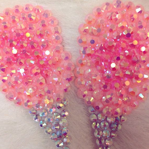 Cotton {CaNdY} Pasties by TheLoveShackk on Etsy