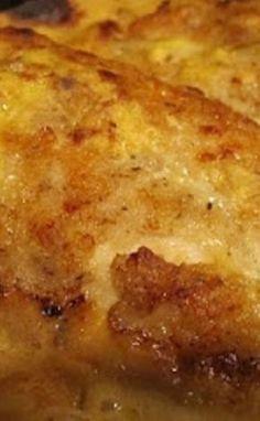 Mom's butter-baked chicken
