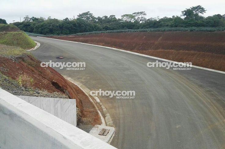 7 mil vehículos diarios transitarán por nueva carretera en San Carlos