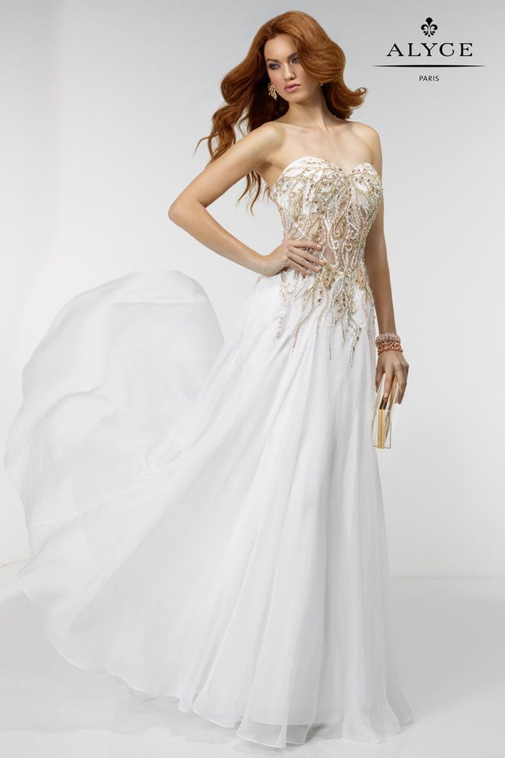 8 best ball gowns images on Pinterest | Ball dresses, Ball gown ...