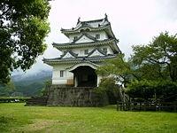 Uwajima Castle, Uwajima