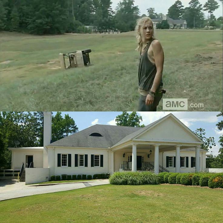 Beth And Daryl Country Club Pine Vista The Walking Dead