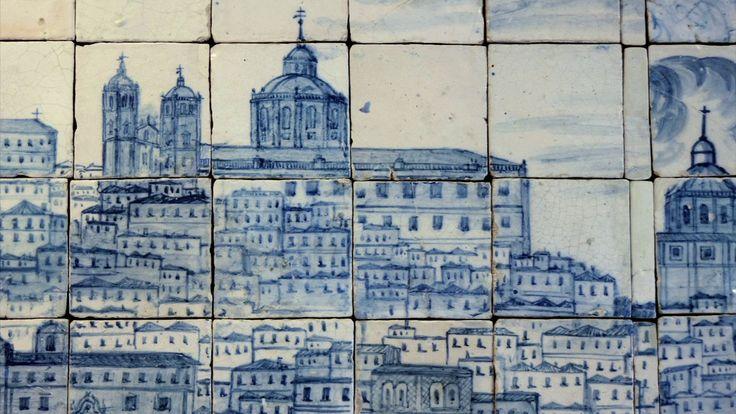 Azulejo ou l'illusion visuelle