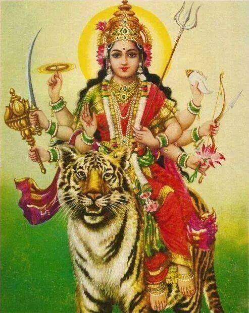 Jai Durga Maa!