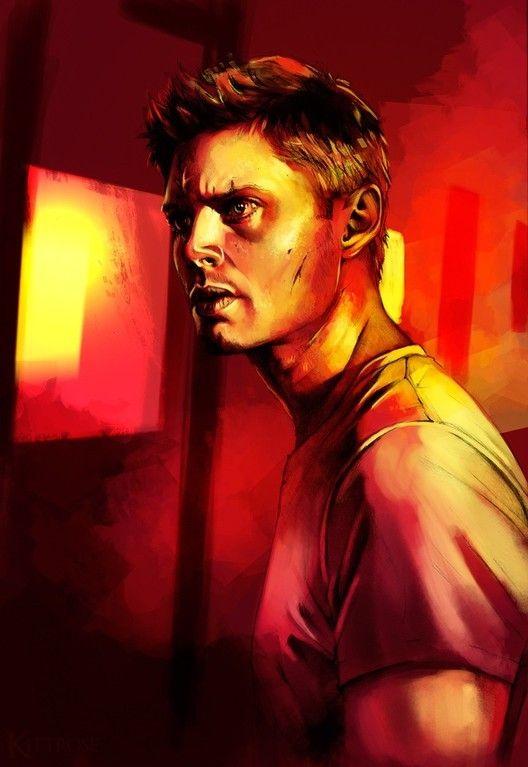 Dean Winchester - Supernatural - Claudia Caranfa