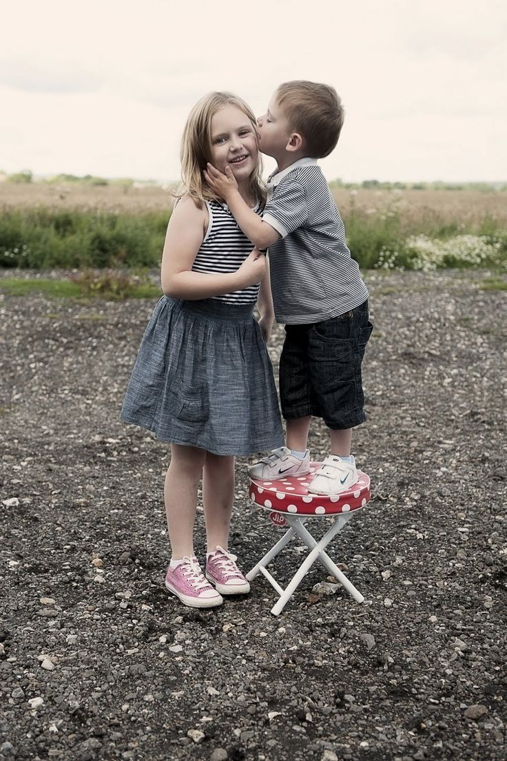 Older Sibling Photography Ideas