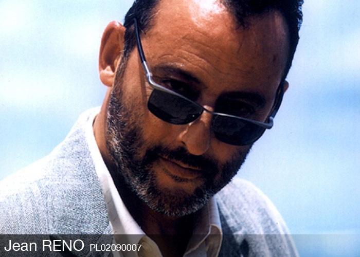 #JeanReno in #StarckEyes #AlainMikli
