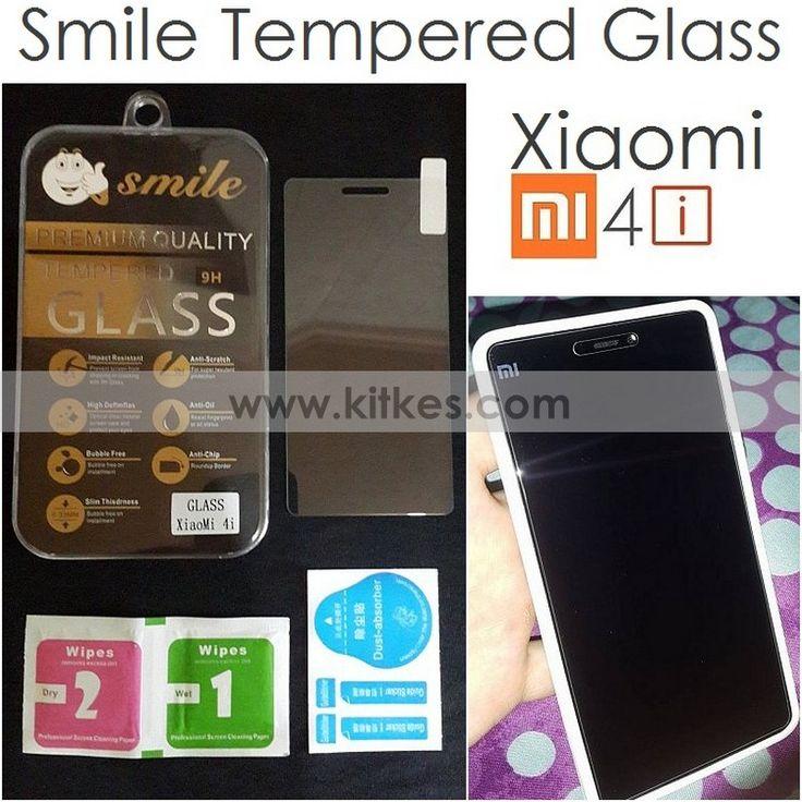 Smile Tempered Glass Xiaomi mi4i - Rp 85.000 - kitkes.com