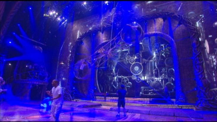 """A technician working a rehearsal for Cirque du Soleil LUZIA was struck by a lift and later died, the company and police said late Tuesday night. San Francisco Police initially responded to the accident at 6:43 p.m. in the city's Mission Bay neighborhood. """"The employee was transported to the..."""