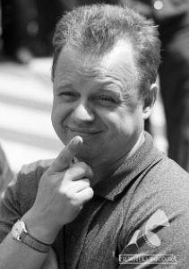 """Stanisław Bareja, """"Przygoda z piosenką"""", fot. Jerzy Troszczyński, źródło: Fototeka FN?>"""