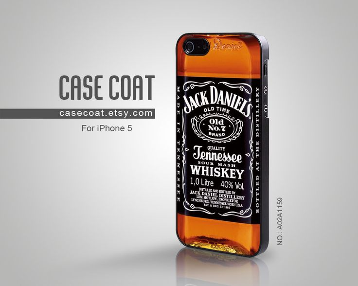 iPhone 4 Case, iPhone 4s Case - Jack Daniels, Cool, old no