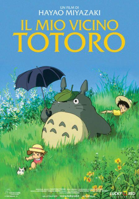 Il mio vicino Totoro - inviati  in Film, Telefilm  e TV:   Il mio vicino Totoro (となりのトトロ Tonari no Totoro?) è un film danimazione giapponese del 1988, diretto da Hayao Miyazaki e prodotto dallo Studio Ghibli. La storia si incentra sulla vita di due giovani sorelle, Satsuki e Mei, che si trasferiscono insieme al padre in un paesino di campagna per andare a vivere più vicini alla madre delle bambine, ricoverata in ospedale. Nella nuova realtà, le sorelle fanno la conoscenza di esseri s...