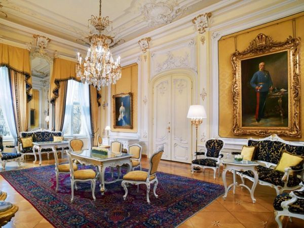 Touches Of Class – The World's Most Luxurious Hotel Suites Hotel Imperial Vienna