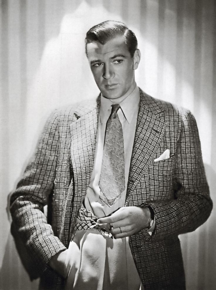 Gary Cooper 1937 - by William Walling Jr.