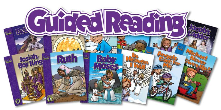 Finally, a SCRIPTURE-BASED Guided Reading program ... 95 leveled readers from A Reason For!
