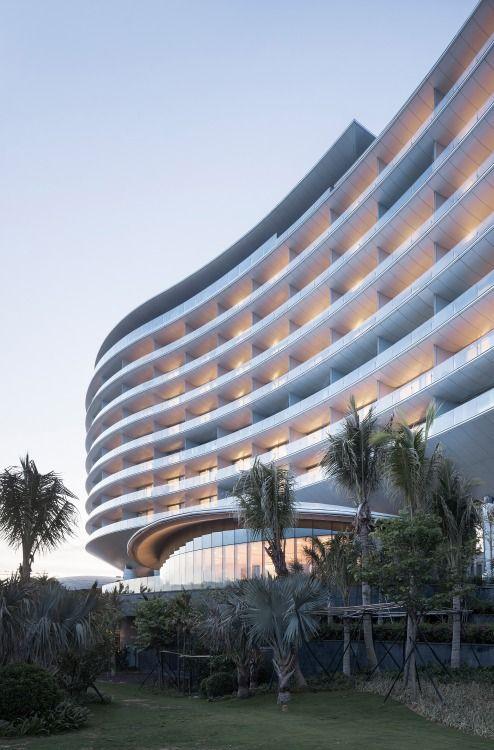 Fassade modern hotel  413 besten Building Bilder auf Pinterest | Gebäudefassade ...