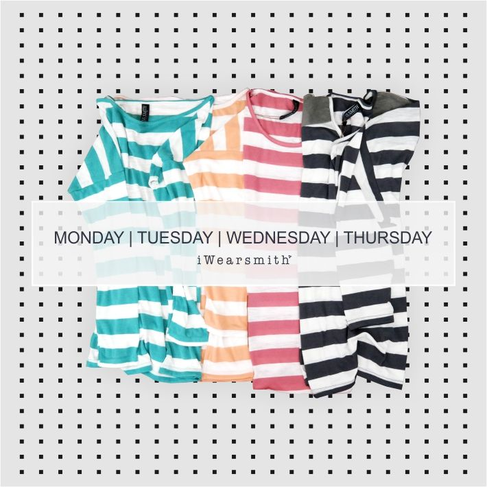 This is my outfit this week , so what you wear ? #iWearsmithtoday