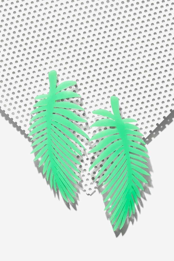 Melody Ehsani Leaf It Out Earrings