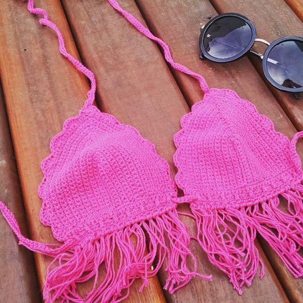 Lenceria De Baño Tejida A Crochet:de 1000 imágenes sobre Bañadores / Bikinis en Pinterest