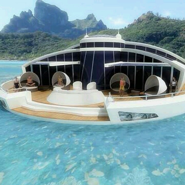House boat?