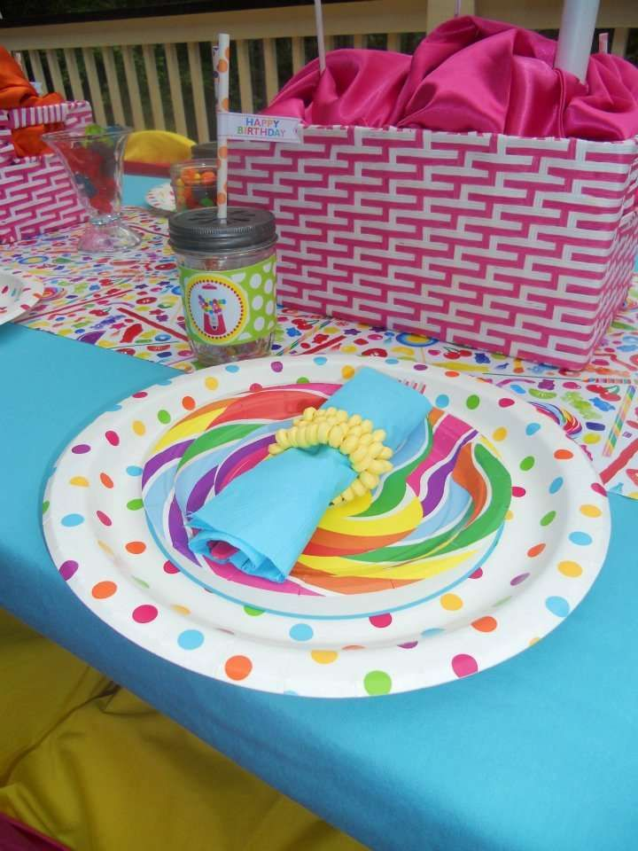 Birthday Party Ideas | Photo 10 of 10 | Catch My Party
