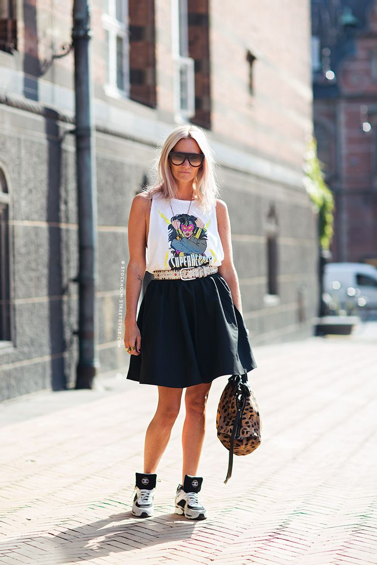 Stockholm Street Style Lulu Street Style And Fashion Bloggers Pinterest