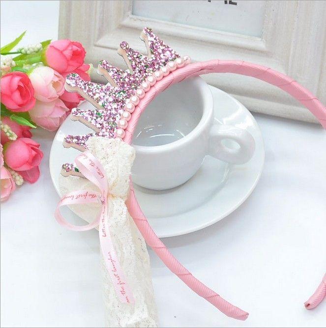 Make with a foam princess tiara