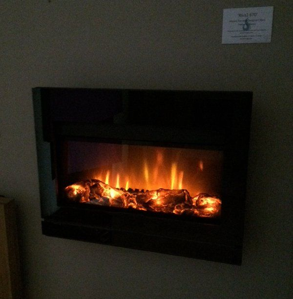 Kitchen Stove Fire: 21 Best Electric Fires Images On Pinterest
