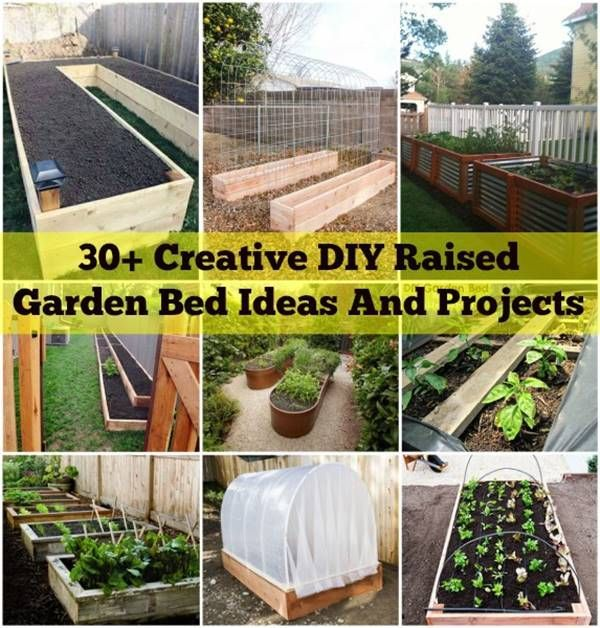 Unique Raised Bed Garden Ideas: Best 25+ Raised Garden Bed Kits Ideas On Pinterest