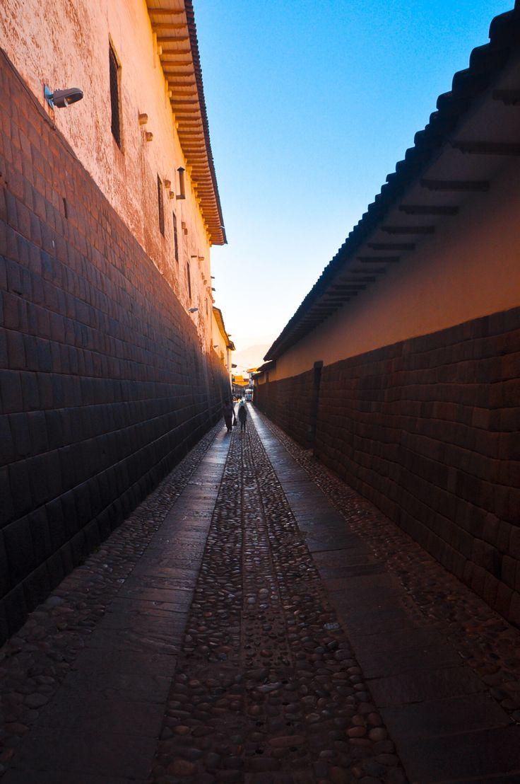 Cusco  pasillos