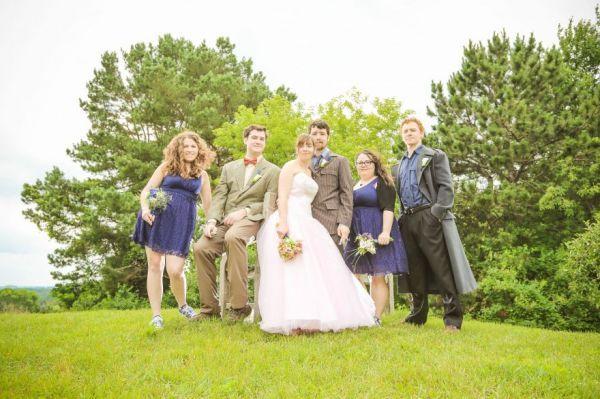 Casamento Inspirado em Doctor Who