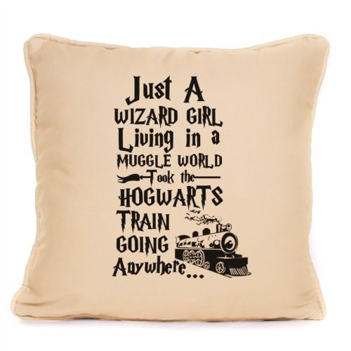 Harry-Potter-Just-A-Wizard-Girl-Muggle-World-Large-Cushion-Hogwarts-Gift-Idea