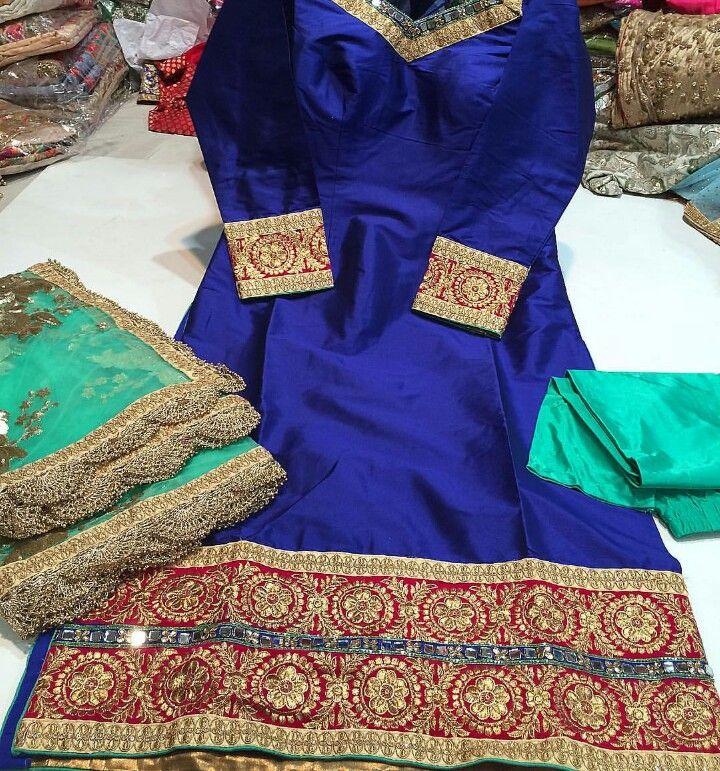 Indian Bollywood Punjabi Suits