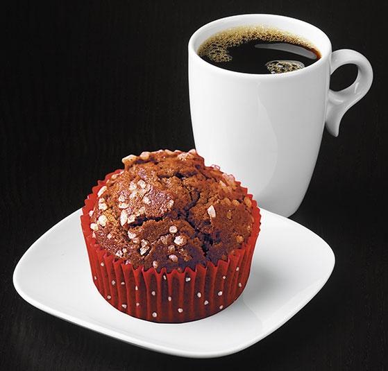 Talvimuffinssi ja kahvi, 4,40 € (norm. 5,10 €). - Picnic