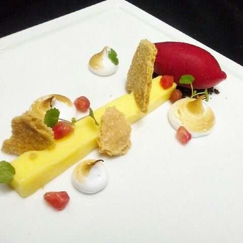 how to make lemon meringue tart