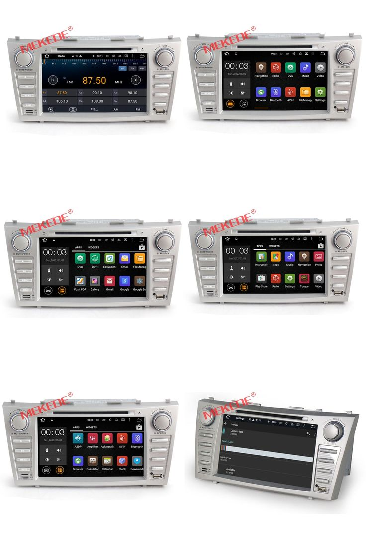 [Visit to Buy] Quad core Android 7.1 Car radio audio Player For toyota Camry 2007-2011 car DVD GPS stereo WIFI Bluetooth 2G RAM 4G LTE free map #Advertisement
