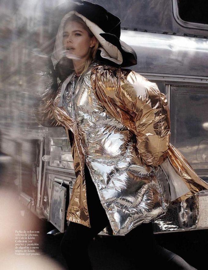 Даутцен Крус на обложке Vogue (Интернет-журнал ETODAY)