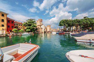 Resort vid Gardasjön