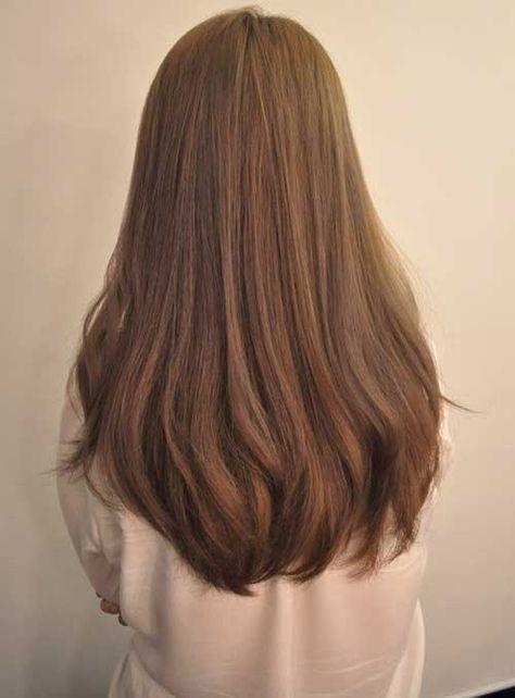 Straight Simple Haircuts For Long Hair Idea Long Hair Styles Hair Styles Haircuts For Long Hair