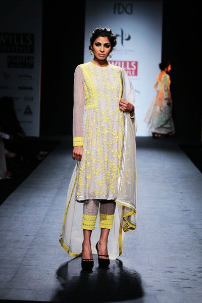 Vineet Bahl @ WIFW - Wills Lifestyle India Fashion Week