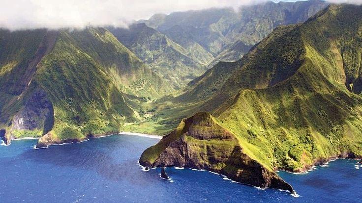 Nejdeštivější místo světa: Navštivte Kauai, ostrov, kde se točil Jurský park i Avatar