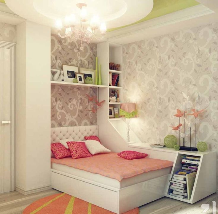 Teenage Room Designs For Small Rooms