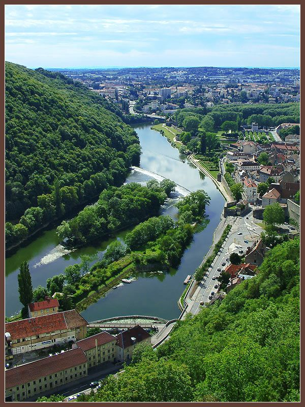 Besançon is the capital and principal city of the Franche-Comté region in eastern France. It had a population of about 237,000 inhabitants in the metropolitan area in 2008. ~Wikipedia