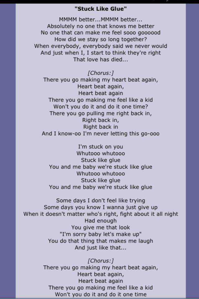 stuck in a relationship songs country