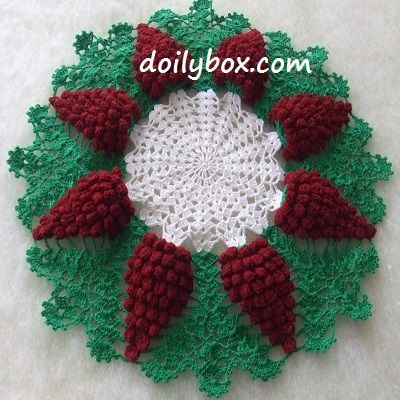 11 Best Doily Patterns Images On Pinterest Hand Crafts Crafts And