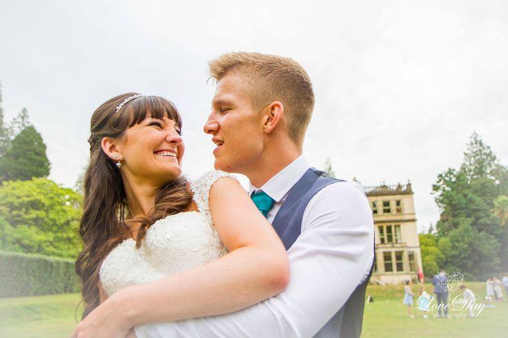 Wedding Day photo at Devon venue Holne Park House.  Photo courtesy of Love Day Photography.