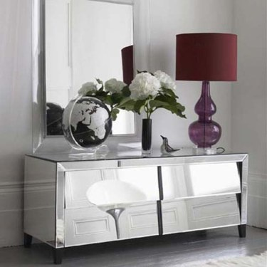 1000 Images About Mirrored Furniture On Pinterest